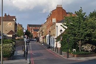 Roehampton - Image: Roehampton High Street