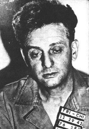 Roger Touhy - FBI mugshot