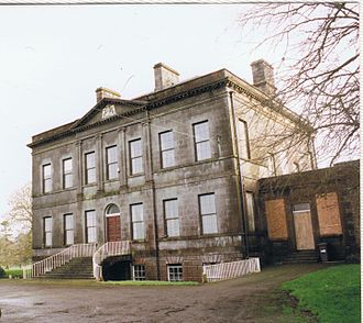 Richard Robinson, 1st Baron Rokeby - Image: Rokeby Hall, near Dunleer, County Louth, Ireland