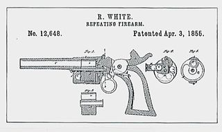 Rollin White American inventor, American Civil War industrialist and Firearm designer
