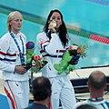 Roma09 - 4x100m free women medalists.jpg