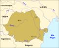 Romania - Romania après la Segonda Guèrra Mondiala.png