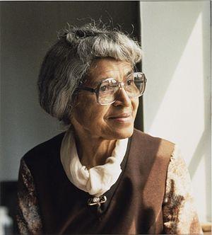 Rosa Parks - Rosa Parks c.1978