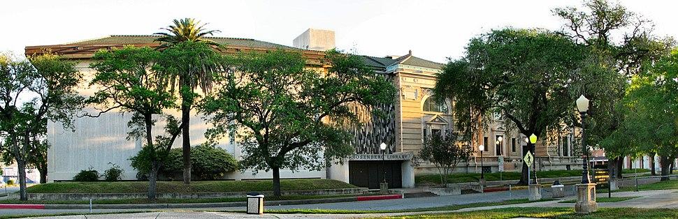 Rosenberg Library2008