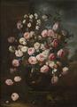 Roses in an Urn (Carel de Vogelaer) - Nationalmuseum - 18480.tif