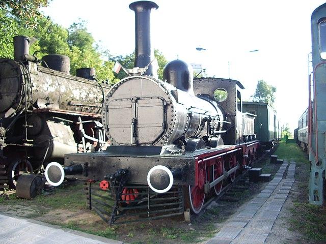 Muzej na transporta i Saobschtenijata