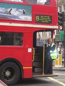 Bus conductor - Wikipedia on
