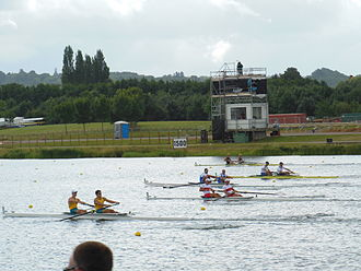Rowing at the 2012 Summer Olympics – Men's coxless pair - The final at 1500 m