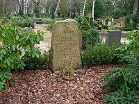 Rudolf Fischer - Friedhof Steglitz.JPG