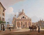 Rudolf von Alt Basilika San Antonio in Padua 1836.jpg