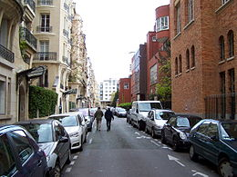Image illustrative de l'article Rue Pierre-et-Marie-Curie
