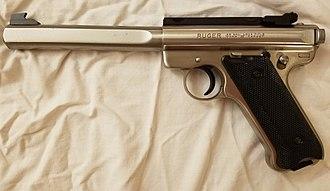 Ruger MK II - Ruger Mark II Target