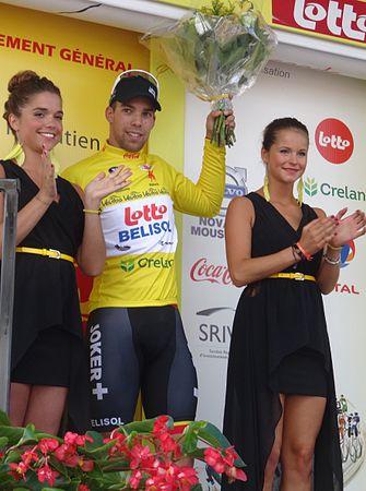 Rumillies (Tournai) - Tour de Wallonie, étape 1, 26 juillet 2014, arrivée (C11).JPG