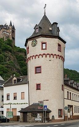 Runder Turm, St. Goarshausen, West view 20150513 1