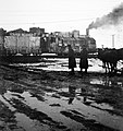 Russia, WW2 Eastern Front, armoured train (1942) Fortepan 11832.jpg
