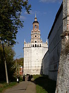 Russia-Sergiev Posad-Troitse-Sergiyeva Lavra-Duck Tower-3