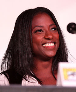 Rutina Wesley på San Diego Comic-Con International 2012.