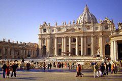 Bazyliki i kościoły w Rzymie