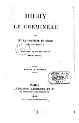 comtesse de Ségur: Diloy le chemineau