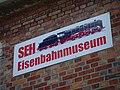 Süddeutsches Eisenbahnmuseum Heilbronn - Schnellzugloktreffen 001 - Flickr - KlausNahr.jpg