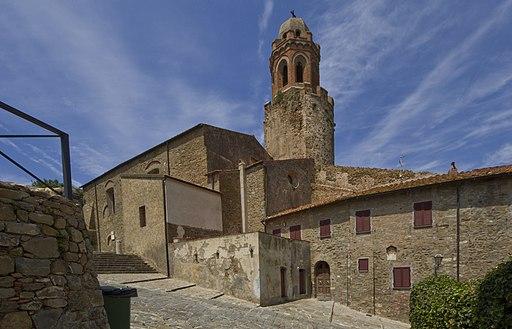Pieve di San Giovanni Battista, Castiglione della Pescaia, Grosseto, Italy