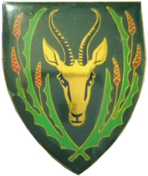 5 South African Infantry Battalion - SANDF 5 SAI emblem