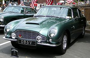 Aston Martin DB6 - 1967 DB6 Vantage