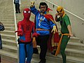 SDCC13 - Spider-Man, Dr. Strange, and Iron Fist (9345243433).jpg