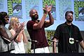 SDCC 2015 - Viola Davis, Margot Robbie, Will Smith & David Ayer (19520936520).jpg