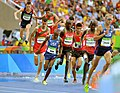 SGT Hillary Bor runs 3,000-meter steeplechase at Rio Olympic Games (29050780035).jpg