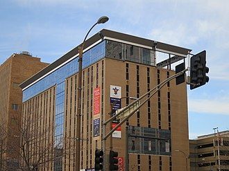 Saint Louis University School of Law - Image: SLU Law Building (8602348092)