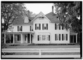 SOUTH SIDE - Lawnfield, 8095 Mentor Avenue (U.S. Route 20), Mentor, Lake County, OH HABS OHIO,43-MENT,2-9.tif