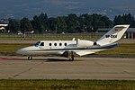 SP-DLV Cessna 525 CitationJet 1 C525 - Cymes Development (29969607866).jpg