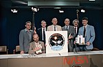 STS-51-F crew at preflight conference (S85-36655).jpg