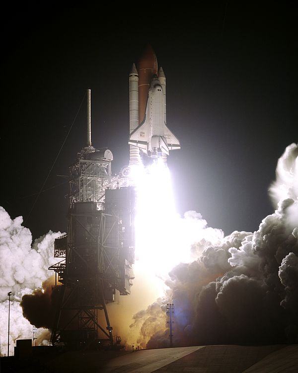 space shuttle mission list - photo #5