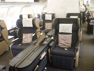 MileagePlus - Swiss First Class, bookable using MileagePlus award miles.