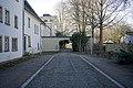 Saalradweg an Hospitalkirche Hof, Hof (Saale) 20200208 04.jpg