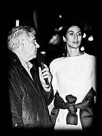 Sabine Quindou et Georges Pernoud.jpg