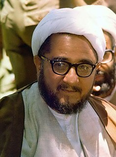 Sadegh Khalkhali Iranian cleric and politician