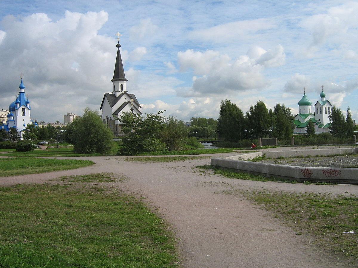 Районы СанктПетербурга  СанктПетербург Центр