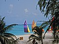 Sailboats, Seven Mile Beach, Grand Cayman.jpg
