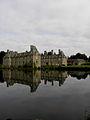 Saint-Brice-en-Coglès (35) Château du Rocher-Portail 21.JPG