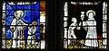 Saint-Lô Église Notre-Dame Vitrail Baie 24 Guérison des enfants par saint Vincent Ferrier 2019 08 19.jpg