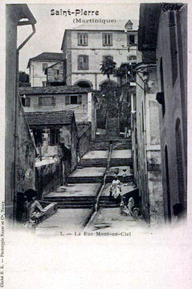 image illustrative de l'article Rue Mont-au-Ciel