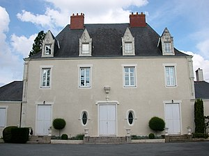 Treaty of La Jaunaye - Manor of La Grande Jaunaie today