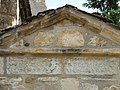 Saint-Saturnin (63) ancien cimetière linteau.JPG