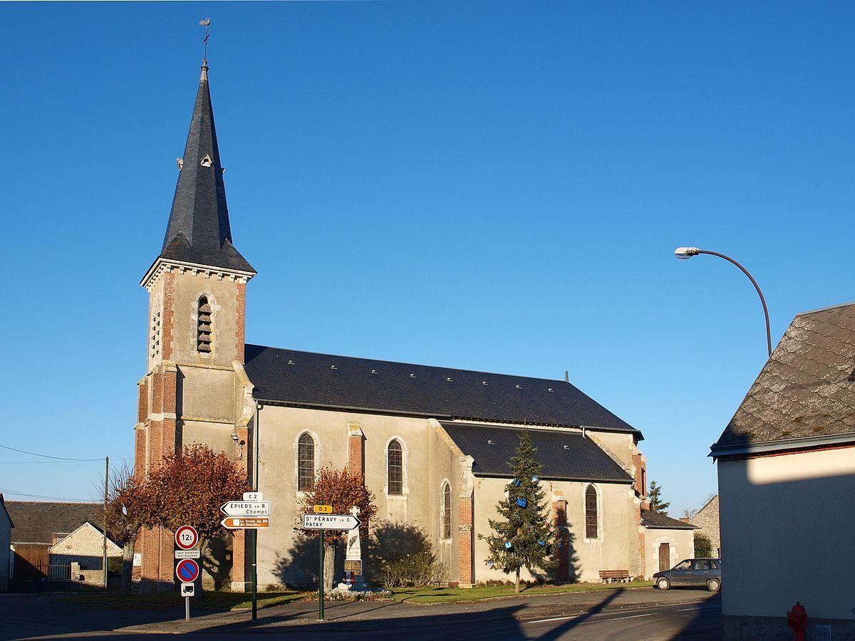 Saint sigismond loiret wikipedia for Region loiret