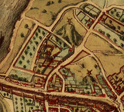 Saint-Victor de Paris en 1572
