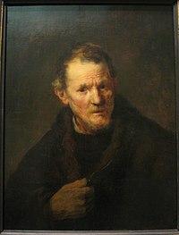 Saint Bartholomew, circa 1633, by Rembrandt van Rijn (1606-1669) - IMG 7377.JPG