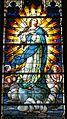 Saint Julie Billiart Catholic Church (Hamilton, Ohio) - stained glass, Immaculate Conception.jpg